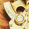 Sextant Sailing Navigation Tool by Jorgo Photography - Wall Art Gallery