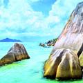 Seychelles Shallows by Dominic Piperata