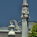 Sf Lamp Post by Michael Gordon