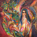 Shabbat Queen by Elena Kotliarker