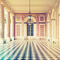 Shabby Chic Versailles Columns Of Grand Trianon by Sandra Rugina