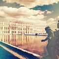 Shabby Chic Versailles Palace Gardens by Sandra Rugina