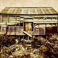 Shabby Country Cottage by Jorgo Photography - Wall Art Gallery