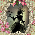 Shabby Fae Silhouette Freedom by Alysa Graphique