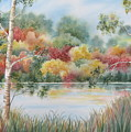 Shades Of Autumn by Deborah Ronglien