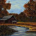 Shades Of Fall  by Julia Ellis