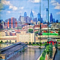 Shades Of Philadelphia by Alice Gipson