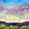 Shadow Of The Valley by David Wimsatt