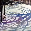 Shadows Dancing by Brenda Loschiavo