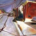 shadows on the Street by Bob Dornberg
