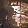 Shadows On The Wall by Bob Dornberg