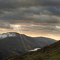 Shafts Of Sunlight by Colin Bruce