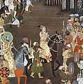 Shah Jahan (1592-1666) by Granger