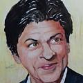 Shah Rukh Khan by Swayambara Sarkar