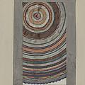 Shaker Circular Rug by Elizabeth Moutal
