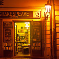 Shakespeares' Bookstore-prague by John Galbo