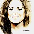 Shakira by Lin Petershagen