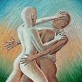 Shakti Push - Pull by Allan OMarra