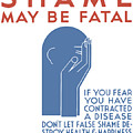 Shame May Be Fatal - Wpa by War Is Hell Store