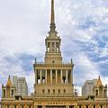 Shanghai Exhibition Center - Soviet Friendship Mansion by Christine Till