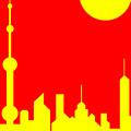Shanghai Sunshine by Asbjorn Lonvig
