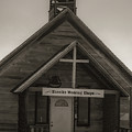 Shaniko Wedding Chapel by Marnie Patchett