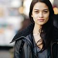 Shanina Shaik by Bert Mailer