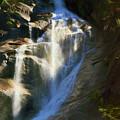 Shannon Falls  Jewel Of Squamish, British Columbia  by Ola Allen