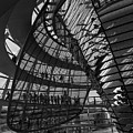 Shapes In Berlin 2 by Bruce E Dall