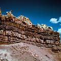 Shaping Rock by Jim Buchanan