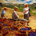 Sharing The Harvest by Keith Gantos