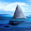 Shark Fin by Albert Kopper