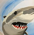 Sharky Grin by Kristy S