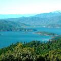 Shasta Lake by Madelyn May