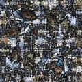 Shattered Patterns by Richard Ortolano
