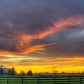 Shawanee Sunset by Sam Davis Johnson