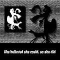 She Believed by Barbara St Jean