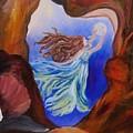 She Hung The Moon by Janis Tafoya