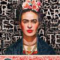 She The People Frida by Tony Rubino