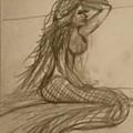 She Waits by Christina Marie