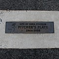 Shea Stadium Pitchers Mound by Rob Hans