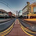 Shea's On Main Street Buffalo - Panorama by Chris Bordeleau