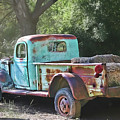 Sheepherders Truck by Doug Vance