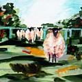Sheeps by Lidija Ivanek - SiLa