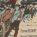Sheet Music Le Roi Misere By Etienne Decrept And Leopold Gangloff, Performed By Mevisto Theophile Al by Mevisto Theophile Al