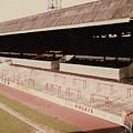 Sheffield United - Bramall Lane - John Street Stand 2 - 1970s by Legendary Football Grounds