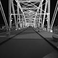 Shelby Bridge Bw by Dylan Punke