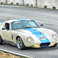 Shelby Daytona Replica 1 by Mike Martin