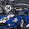 Shelby Daytona by Roberto Muccilo