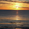 Shell Beach Sunset by Teresa Ferguson